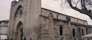 Église Notre-Dame-des-Sablons d'Aigues-Mortes