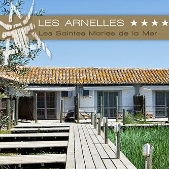 h tel restaurant les arnelles h tel les saintes maries de la mer camargue. Black Bedroom Furniture Sets. Home Design Ideas