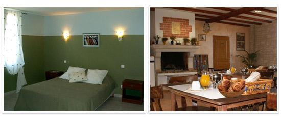 les chambres de la tour chambres d 39 h tes saint laurent d 39 aigouze petite camargue. Black Bedroom Furniture Sets. Home Design Ideas