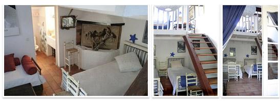 Le Mazet du Maréchal-Ferrant Chambres