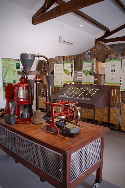 visite de la maison du riz albaron en camargue. Black Bedroom Furniture Sets. Home Design Ideas