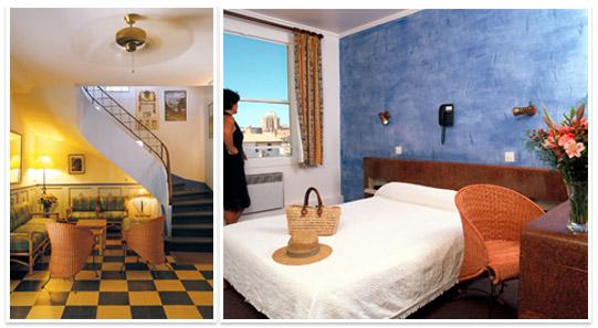 Hôtel Le Mirage Chambres