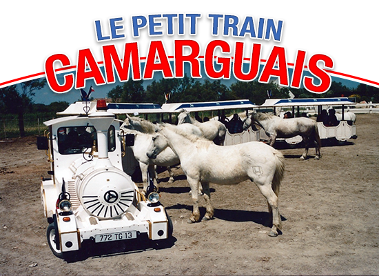 Le Petit Train Camarguais