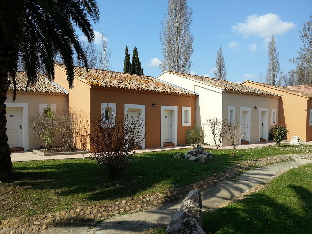 Golf La Prairie >> le Village Camarguais Arles en Camargue | Hôtel Résidence ...