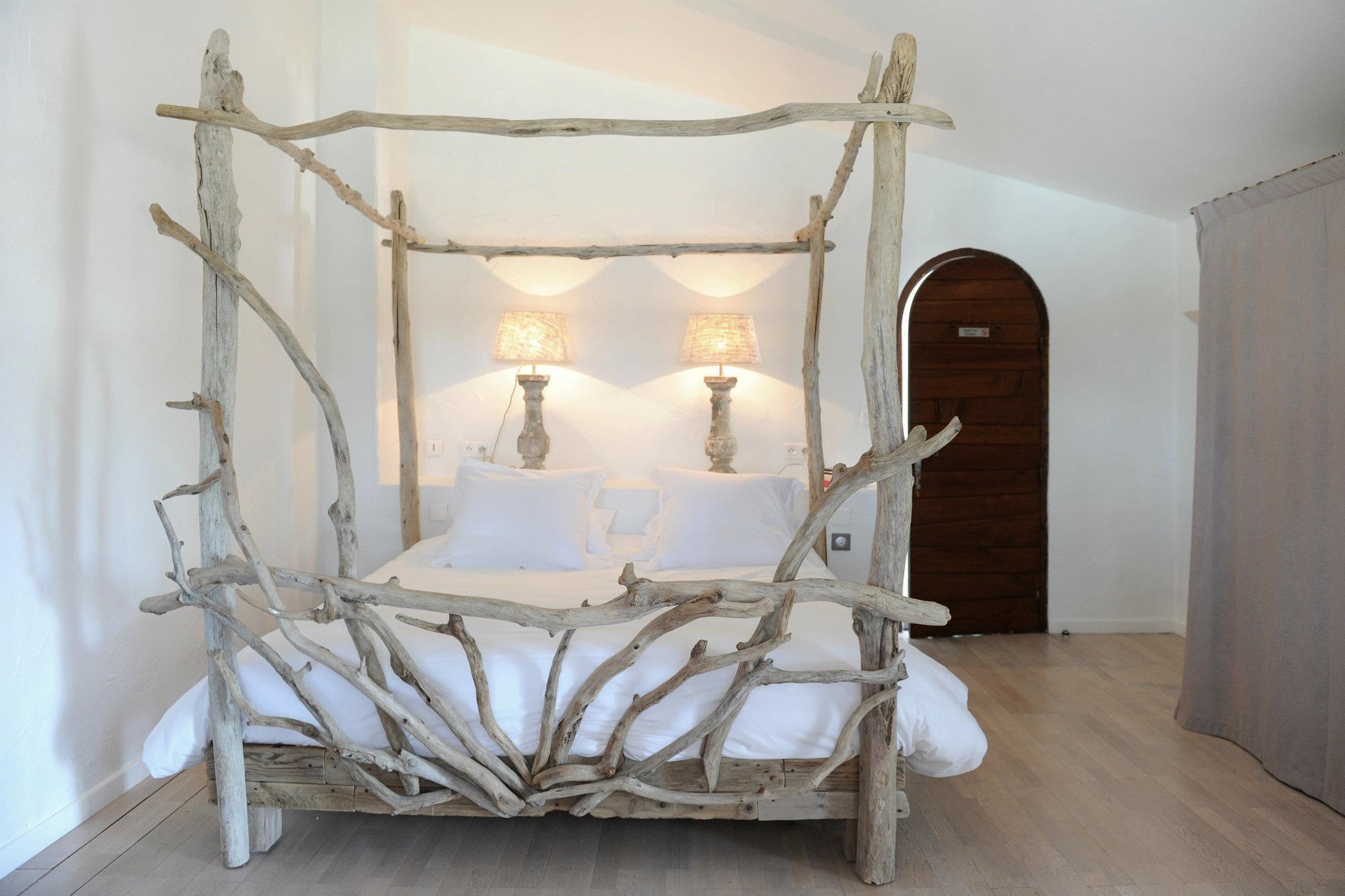 Chambres et suites h tel le mas de la fouque h tel de charme luxe h - Mas de la fouque camargue ...